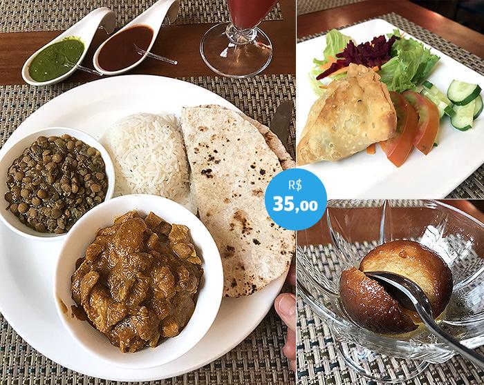 5 almoços bons e baratos na região da Paulista x Augusta