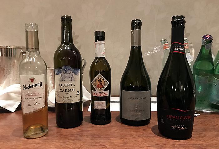 Vinhos para o jantar harmonizado