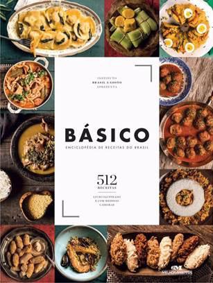 livro Básico da chef Ana Luiza Trajano