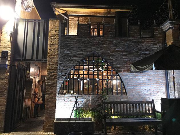 Restaurante Walfenda Medieval, na Vila Romana, em São Paulo