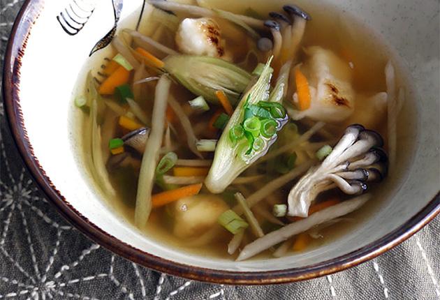 Resultado de imagem para sopa japonesa